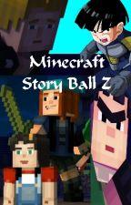 Minecraft Story Mode/Dragon Ball Temporada 1 by GohanDiaz777