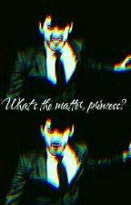 What's the matter, princess? (Darkiplier) by ShadowIsEm