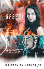 Speedy /Pietro Maximoff/ [BEFEJEZETT] by muffin_grayson