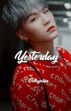 Yesterday. ❀ YoonKook. by Velkynsen