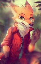Zootopia X Reader by Awkward_bi_wolf