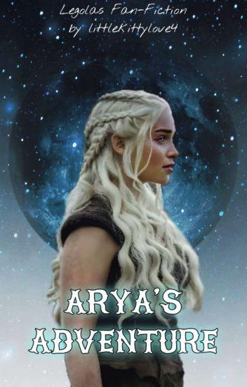 Arya's Abenteuer (Legolas FF)