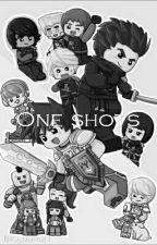 One shots by j_ulka21