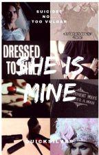 She Is Mine [ZAWIESZONE] by QuickSilver79