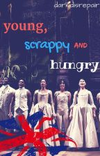 young, scrappy and hungry | a hamilton story | √ by darkdisrepair
