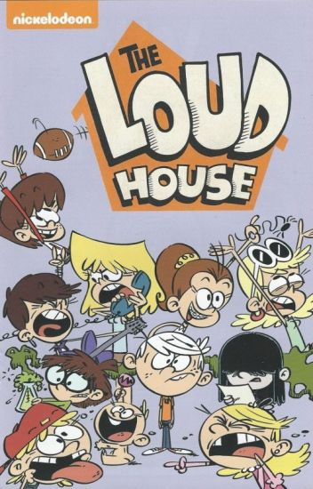 The loud house x reader