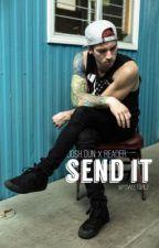 Send It (j.d. x reader) by mysweetgirl2