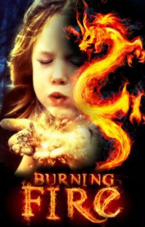 Burning Fire by bethsylerF