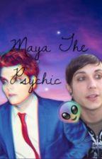 Maya The Psychic (Frerard) by geessloth