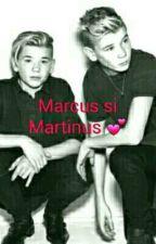 MARCUS & MARTINUS by Pisicutalia