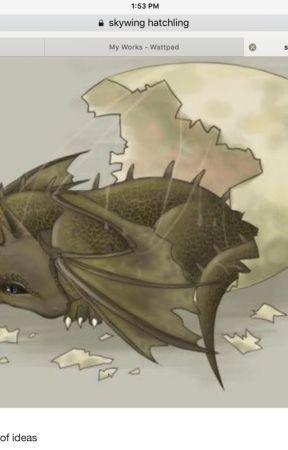 The unusual hybrid: book 2 Hawk by Puppylover2184