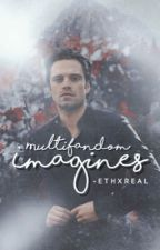 multifandom imagines [actor + character] by -ethxreal