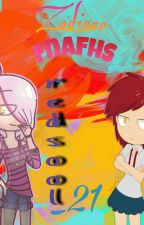 Zodiaco Fnafhs by redsool_21