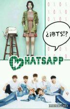 Whatsapp BTS y Tú by IchimiNatasha