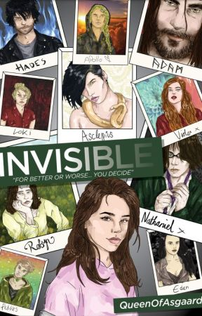 Invisible  by QueenOfAsgaard