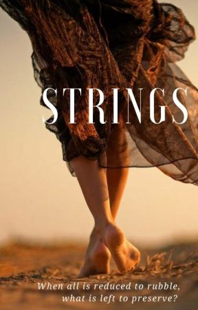 Strings by PaintingTheRosesRed