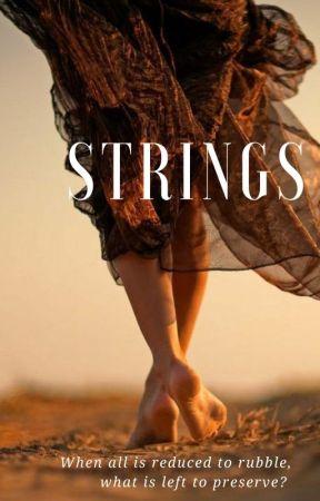 Strings by PaintingTheRosesRed