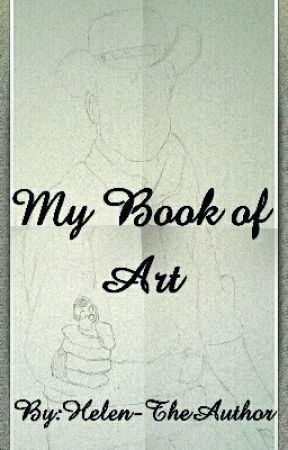 My Book of Art by Helen-TheAuthor