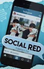 Social Red 《Taehyung + BTS》 by KILIGQUEEN