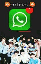 //Seventeen y tú // WhatsApp 🌺 by Ale07mb
