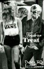 Trick or treat by XDeveneyX