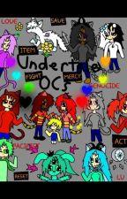 Undertale ocs by SnowDistortedDragon