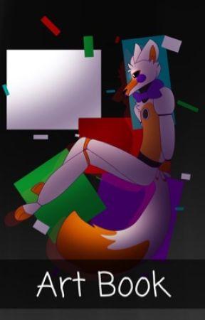 Art Book 2 by RachelNoTell