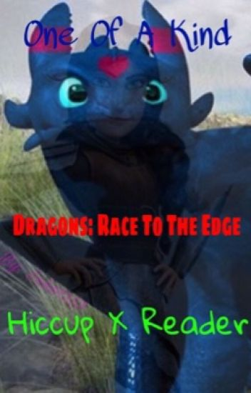 Dragons Race to the Edge - One of a Kind (Hiccup X Reader