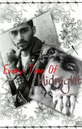 Every time of midnight / Zarry by noemiharpia