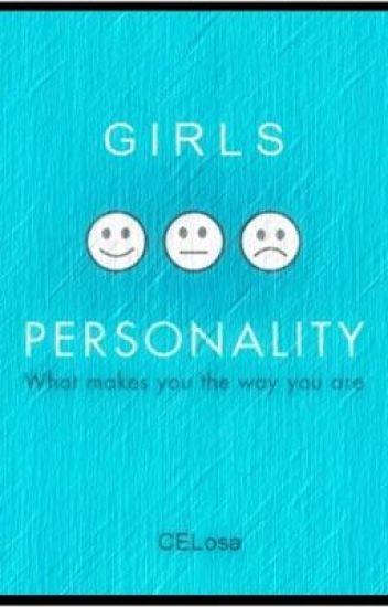 GIRLS PERSONALITY