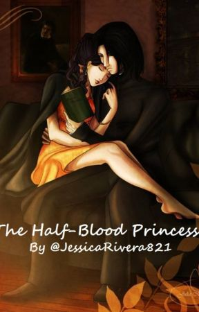 The Half-Blood Princess (A Snape and Astoria Fanfic
