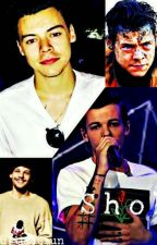 S H O K 《Larry Stylinson》 by loulittlesun