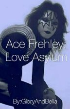 Ace Frehley: Love Asylum by GloryAndBella