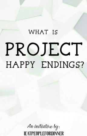 What is Project Happy Endings? by ProjectHappyEndings