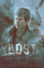 Lost // Dylan O'Brien by darkhill_4ever