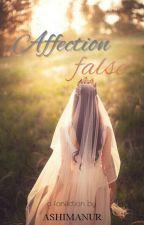 Affection False by ashimanur_