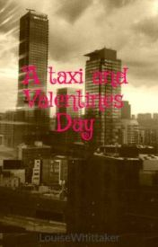 A taxi and Valentines Day by LouiseWhittaker
