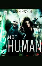 Not Human -Bellatrix Lestrange by Weasley2304