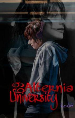 Alternia University (Homestuck Fanfiction) by 8DarkHeart8