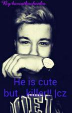 He is cute but...killer!! ||  CZ  ||  by barcatkachenko