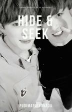 hide and seek | jjk + pjm by Pudimapaixonada