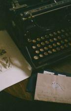 letters to my dear lover (nekfeu)  by hautedolce