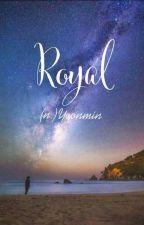 Royal ; Minyoon by choco_yun