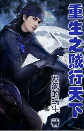 Rebirth of The Thief who Roamed the World by TranslatorSensei
