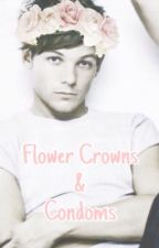 Flower Crowns & Condoms || Larry by happydays-bus1