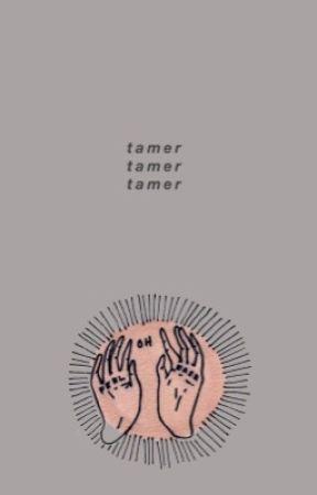 TAMER  ( RAGNAR LOTHBROK ). by J-SPARROW