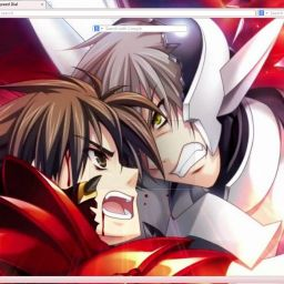 High School DXD The fate of being the Red Dragon Emperor  - Rias
