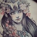 Lone_GirlWolf