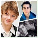 Newt x Thomas