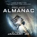 Project Almanac Movie